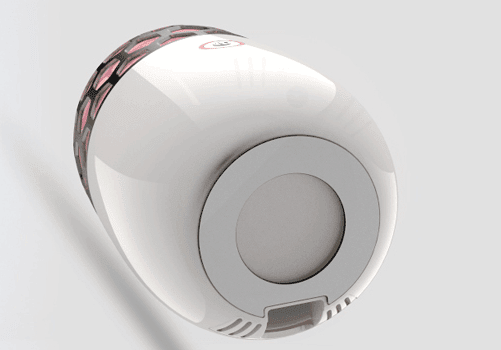 浅草香薰机使用ABS材料作为机身材质